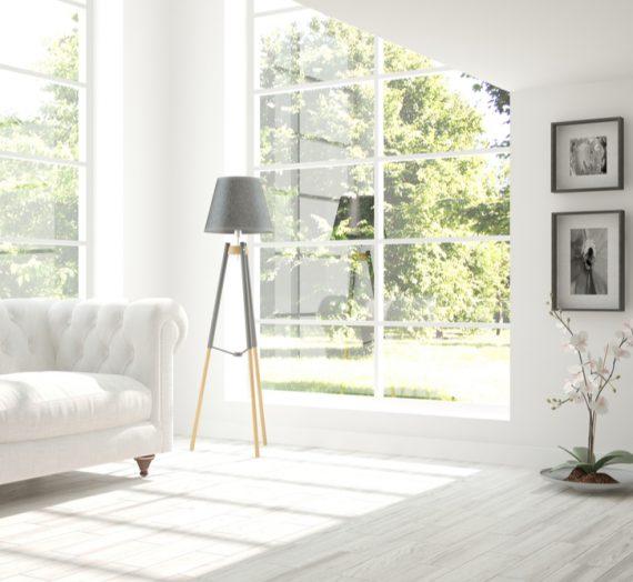Styl skandynawski w salonie – na jakie dekoracje zwrócić uwagę?
